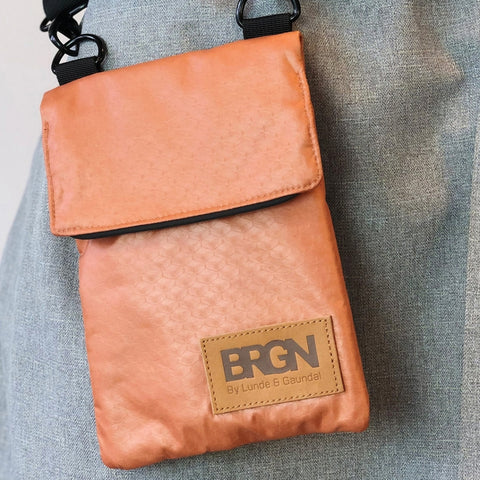 BRGN messenger purse - Sunburn