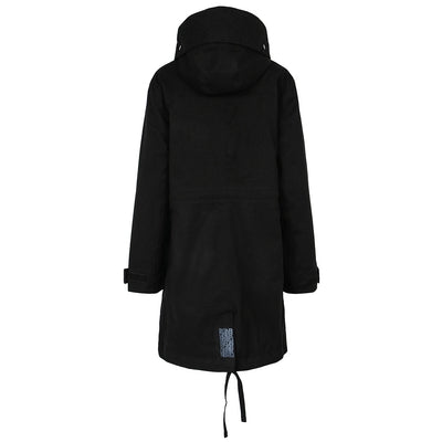 BRGN by Lunde & Gaundal Skur Parkas Coats 095 New Black