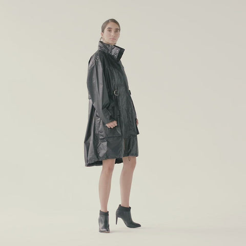 Dusk Coat - New Black