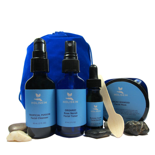 Summer After Sun Skin Care Set