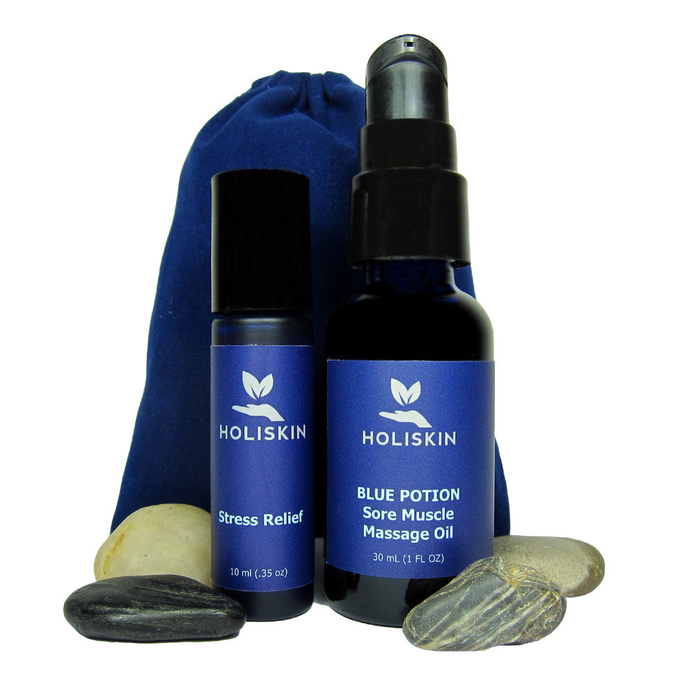 Holistic Relaxation Gift Set