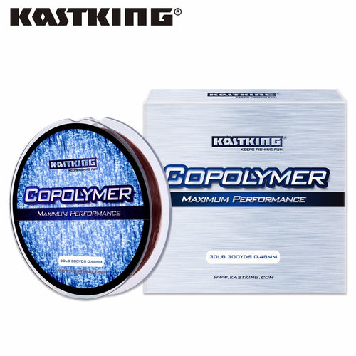 KastKing 275m Extreme Strong Copolymer Nylon Fishing Line Multi 0.18-0.48mm Nano Technology Monofilament Nylon Line - Discount Fishing Tackle