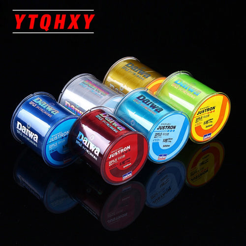 Hot Selling 500 Nylon Fishing Line 2-35LB Strong Japan  Monofilament Rock Sea fishing line For Fishing Pesca WQ342 - Discount Fishing Tackle