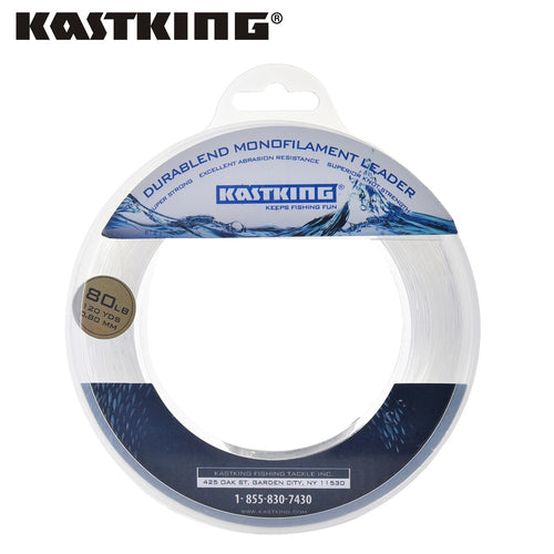 KastKing 20-200LB 110M 0.40-1.40mm Nylon Fishing Line 2017 Hot Super Strong Monofilament Nylon Line Good for Boat Fishing - Discount Fishing Tackle