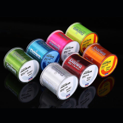 Dndyuju 500m 100m Super Strong Fishing Line Daiwa Nylon Monofilament Fishing Line 2LB-35LB 4 Colors - Discount Fishing Tackle