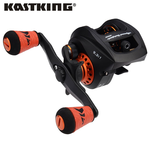 KastKing Speed Demon Pro Baitcasting Reel High Speed 9.3:1 Gear Ratio Super Light Carbon Fiber Casting Fishing Reel - Discount Fishing Tackle