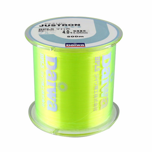 DNDYUJU 500M Nylon Fishing Line Japanese Durable Monofilament Rock Sea Fishing Line Thread Bulk Spool All Size 0.4 To 8.0 - Discount Fishing Tackle
