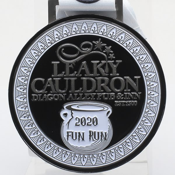 Leaky Cauldron Challenge - 1 Mile, 2K, 5K, 10K, Half Marathon and Full Marathon