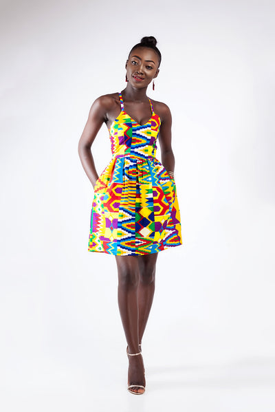 Deja Ankara Dress