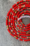Perfect Energy Tie On Waist Beads