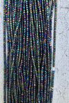 Midnight Star Tie On Waist Beads