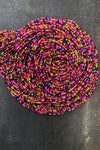 Extended Length 60 Inch Positive Vibes Tie On Waist Beads