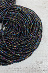 black is beautiful waist beads