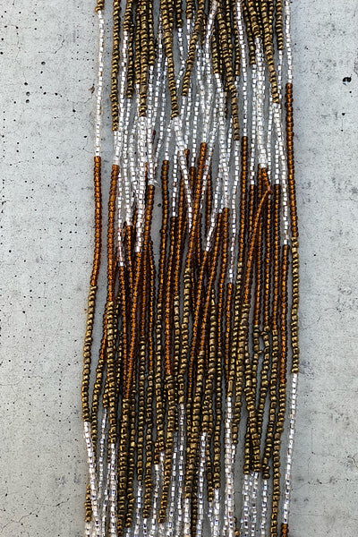 Extended Length 60 Inch Queen Sugar Waist Beads