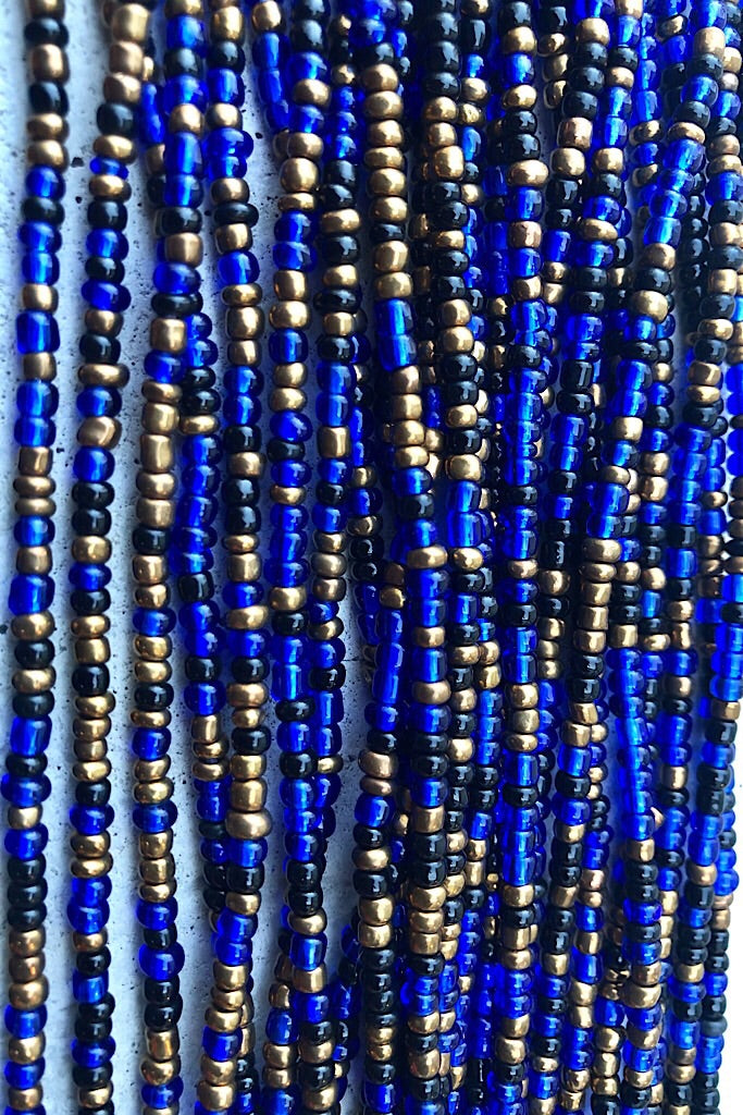 Sierra Gold and Bronze Waist Beads