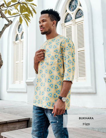 Bukhara | Canary Yellow | Men