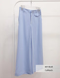 Culottes Pants | Sky Blue