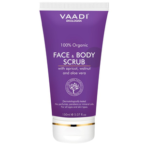 VAADI Face & Body Scrub