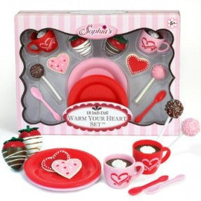 WARM YOUR HEART HOT COCOA & SWEETS SET