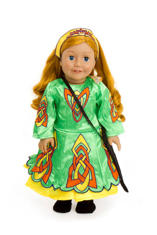 Irish Dancing Doll