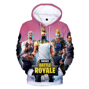 Color Smash Fortnite Hoodies