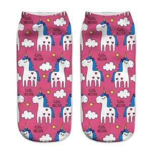 Animal Ankle Socks 15 / One Size