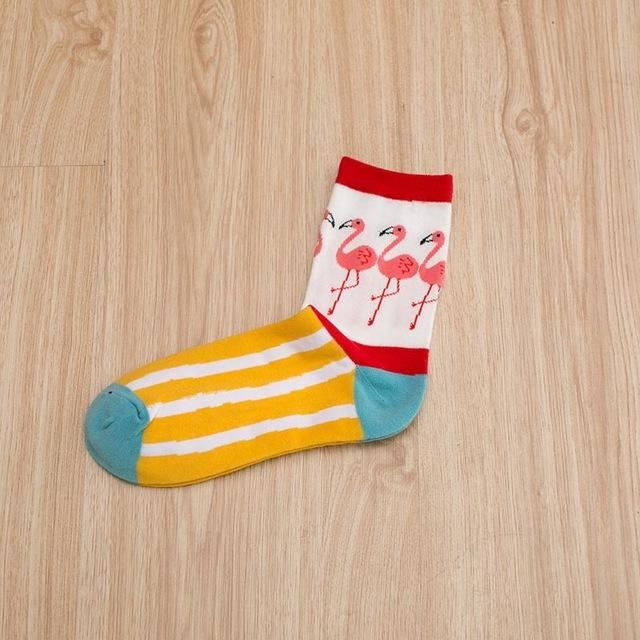 Art Socks (5 Pairs) 03 / One Size
