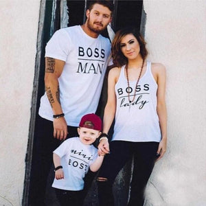 Boss Man & Lady T-Shirt