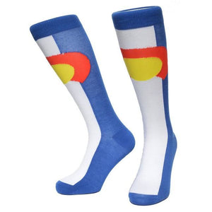 Colorful Basketball Socks