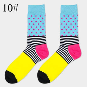 Colorful Happy Socks 10 / One Size