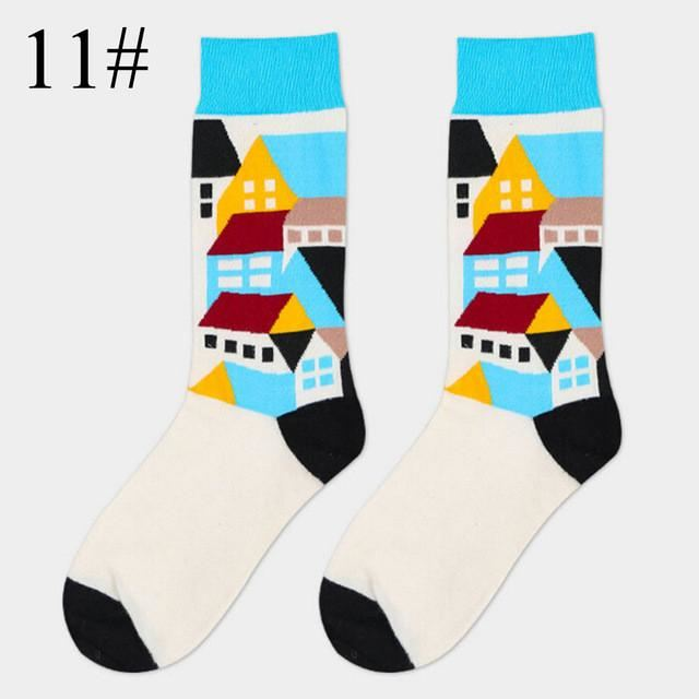Colorful Happy Socks 11 / One Size