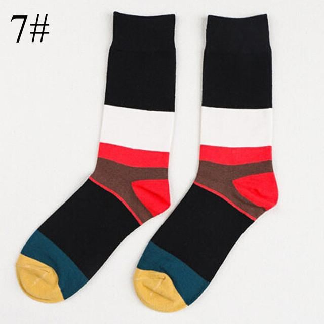 Colorful Happy Socks 7 / One Size