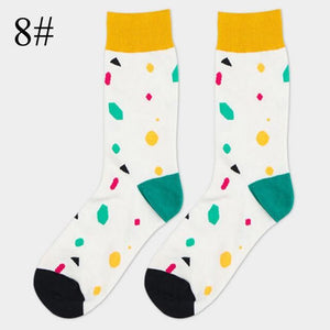 Colorful Happy Socks 8 / One Size