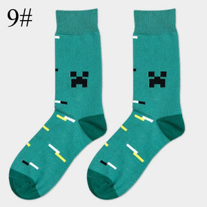 Colorful Happy Socks 9 / One Size