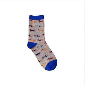 Colorful Happy Socks Dogs 4 / One Size