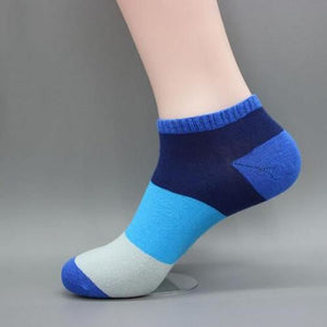 Colorful Socks Sapphire