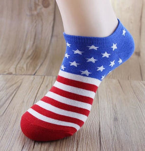 Custom Country Flag Socks Image 1