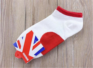 Custom Country Flag Socks Image 5