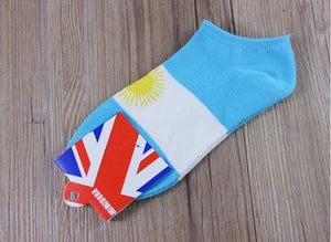 Custom Country Flag Socks Image 8
