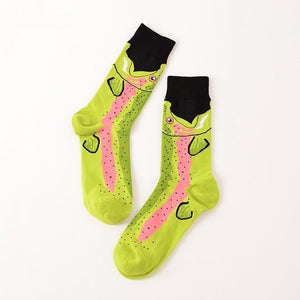 Cute 3D Design Socks 1