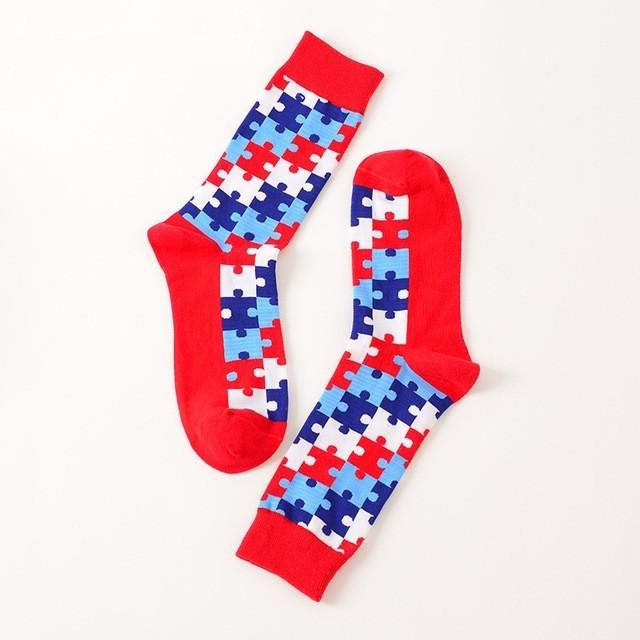 Cute 3D Design Socks 3
