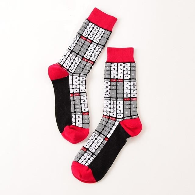Cute 3D Design Socks 4
