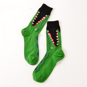 Cute 3D Design Socks 8