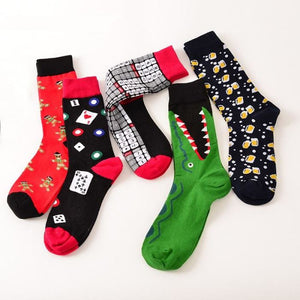 Cute 3D Design Socks