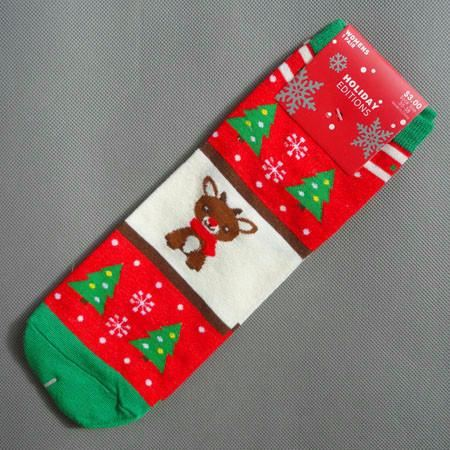 Cute Christmas Socks D
