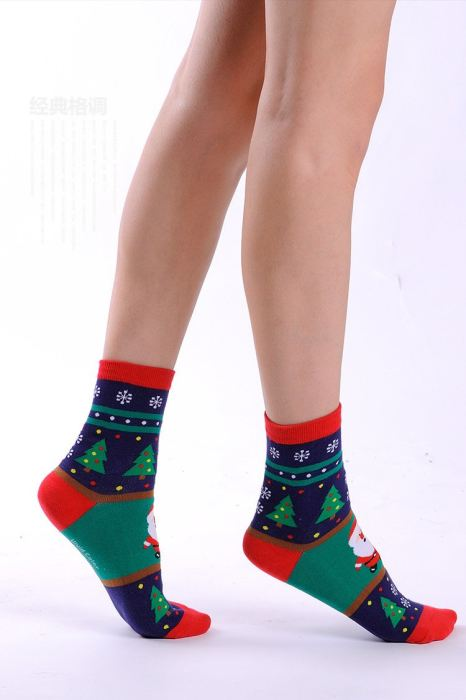 Cute Christmas Socks