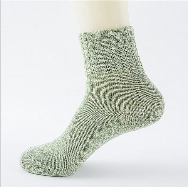 Cute Colorful Wool Socks 10 / One Size