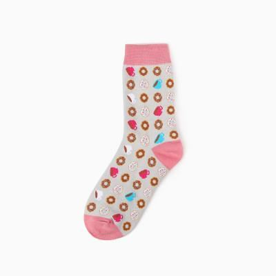 Delicious Fruit Socks Coffee
