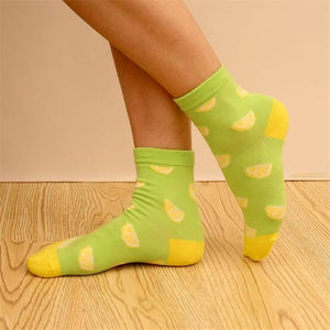 Fruit Socks 1