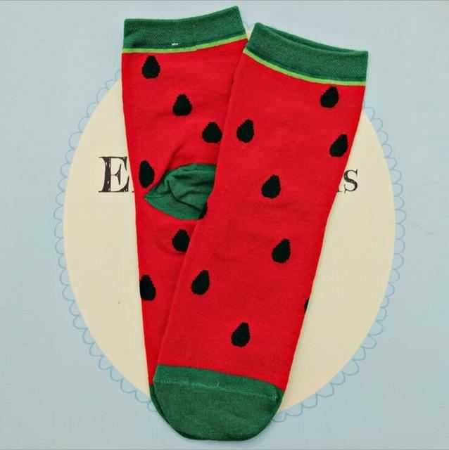 Fruit Socks 3